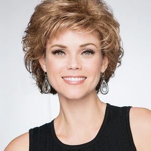 Brown Estetica Wigs Sensation Synthetic Wig By Gabor