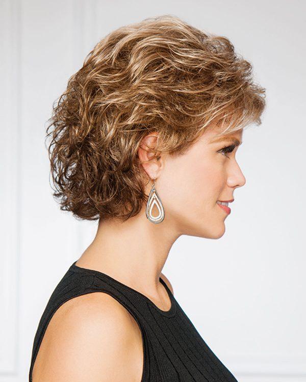 Brown Estetica Wigs Sensation Synthetic Wig By Gabor