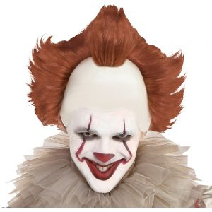 Red Pennywise Wig Costumes