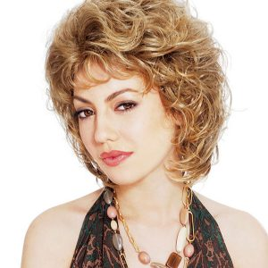 Blonde Outre Wigs Compliment Synthetic Wig By Estetica