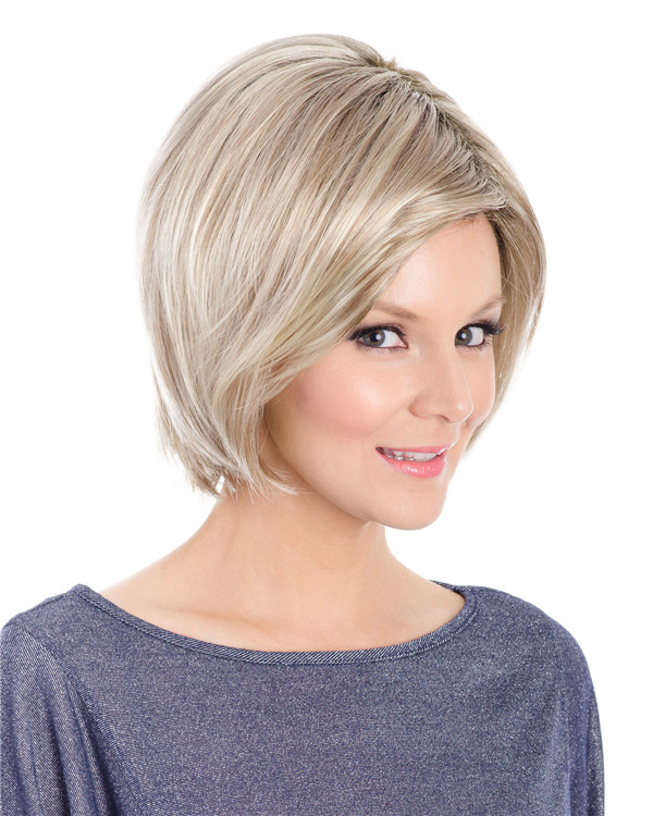 Blonde Salt And Pepper Amali Synthetic Wig By Tony Of Beverly