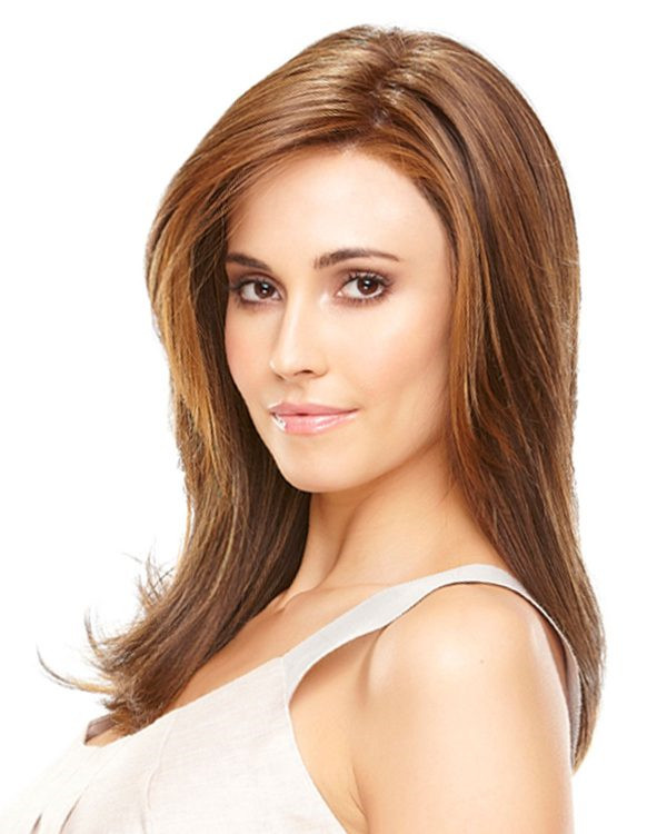 Brown It's A Wig Fiery Lace Front & Monofilament Synthetic Wig By Jon Renau