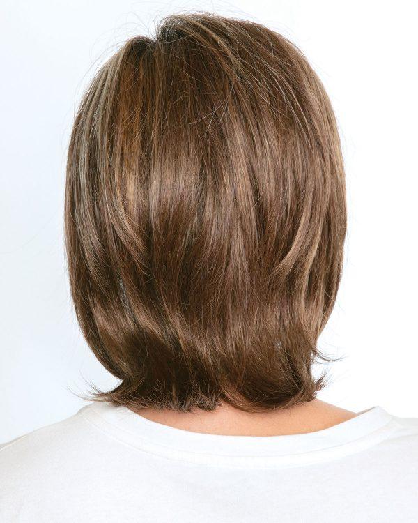 Brown Sherri Shepherd Wigs Monofilament Synthetic Wig By Noriko