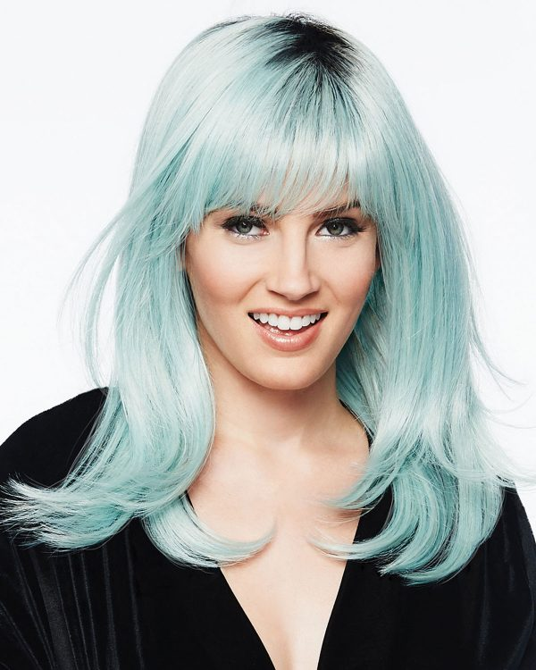 Green Five Wits Synthetic Wig By Hair Do