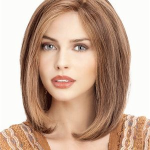 Brown Name Brand Wigs Lace Front & Monofilament Human Hair By Louis Ferre