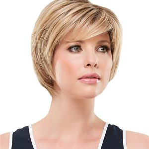 Blonde Qvc Judi Monofilament Synthetic Wig By Jon Renau