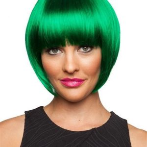 Colored Icon Synthetic Wig Basic Cap
