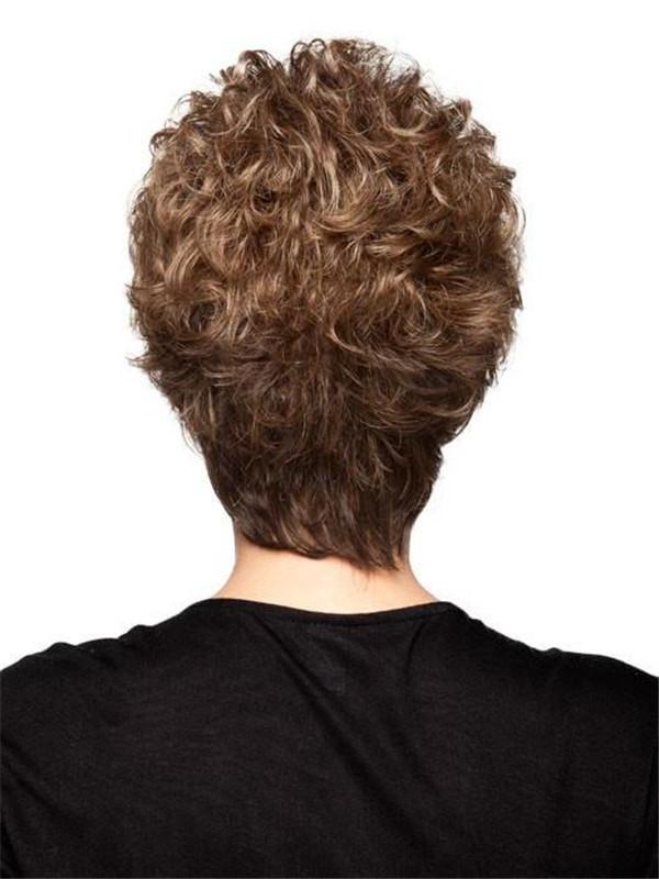 Gray Instinct Average/Large Synthetic Wig Basic Cap