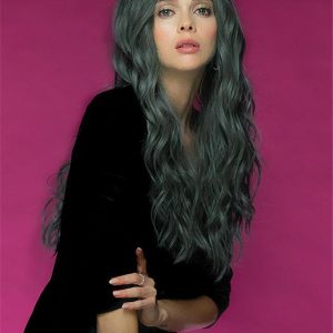 Colored Hf Synthetic Lace Front Wig Mono Part New Arrivals