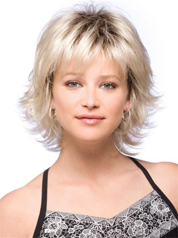 Women's Synthetic Wig Basic Cap