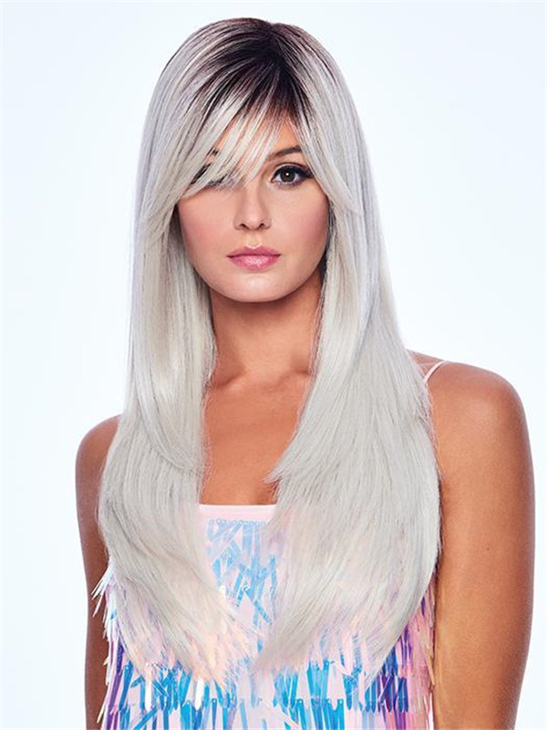Colored Hf Synthetic Wig Basic Cap New Arrivals
