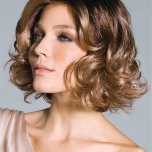 Amal Synthetic Wig Basic Cap Wavy