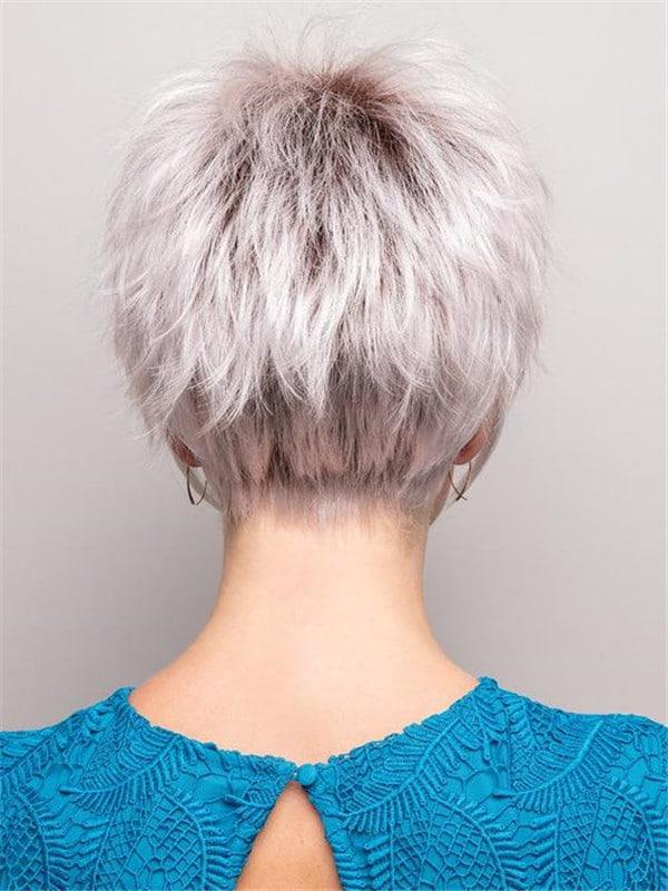 Blonde Billie Synthetic Wig Basic Cap