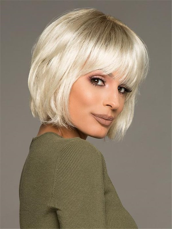 Blonde Blues Synthetic Wig