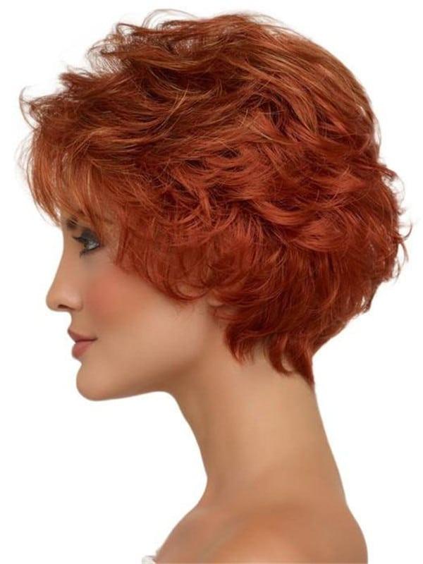 Blonde Bryn Synthetic Wig Basic Cap