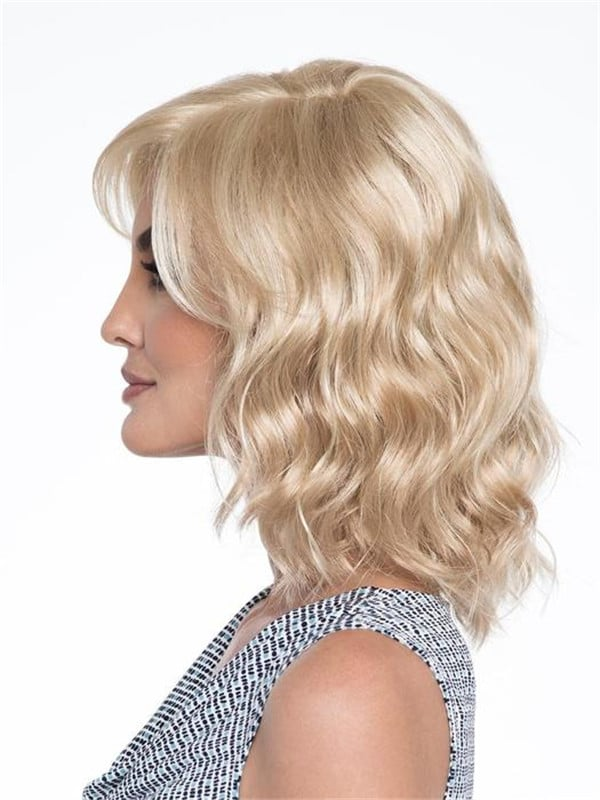Blonde And Gray Dakota Synthetic Wig For Women