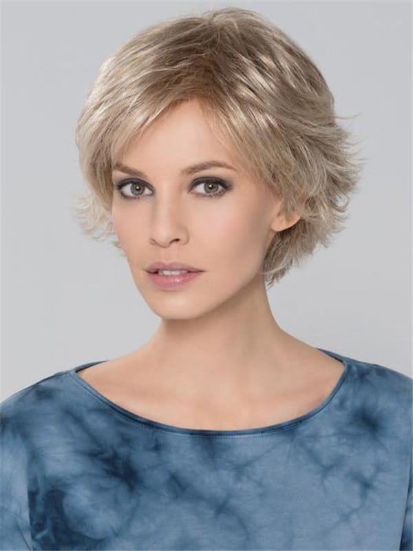 Blonde Date Synthetic Wig Mono Crown