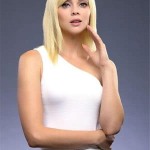 Remy Human Hair Topper Mono Top Rooted Wigs