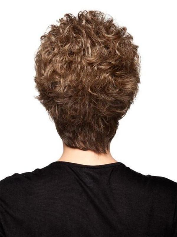 Gray Instinct Petite/Average Synthetic Wig Basic Cap