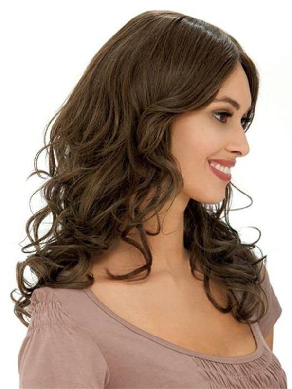 Blonde Isabel Remy Human Hair Wig Mono Top