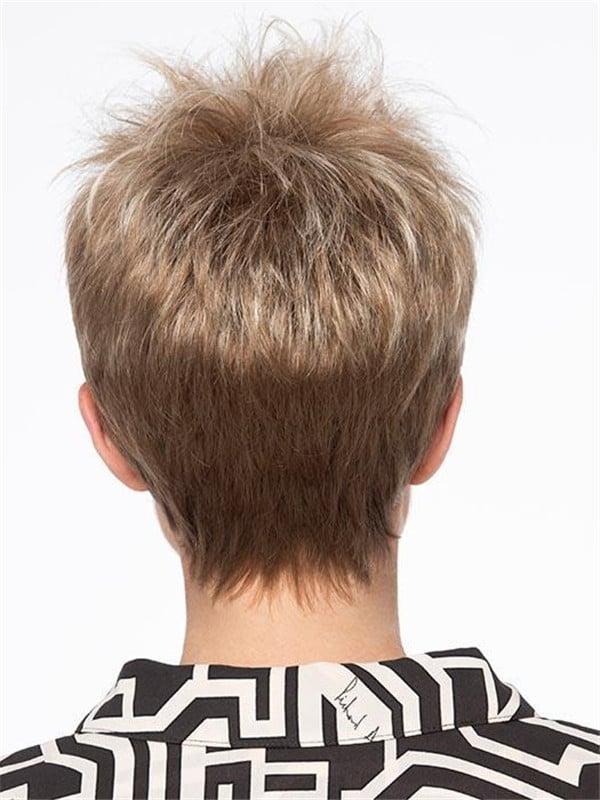 Black Ivy Synthetic Wig Basic Cap