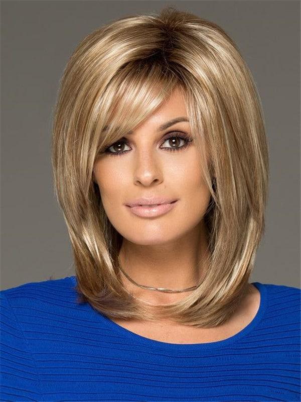 Blonde Jackson Synthetic Wig Basic Cap