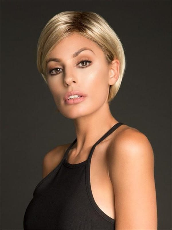 Blonde Java Synthetic Lace Front Wig Mono Crown