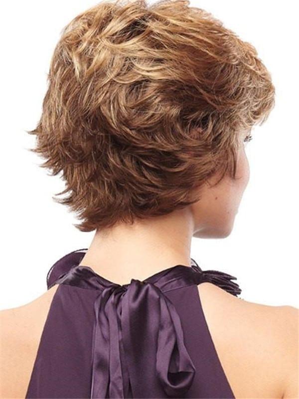Black Jazz Petite Synthetic Wig Basic Cap
