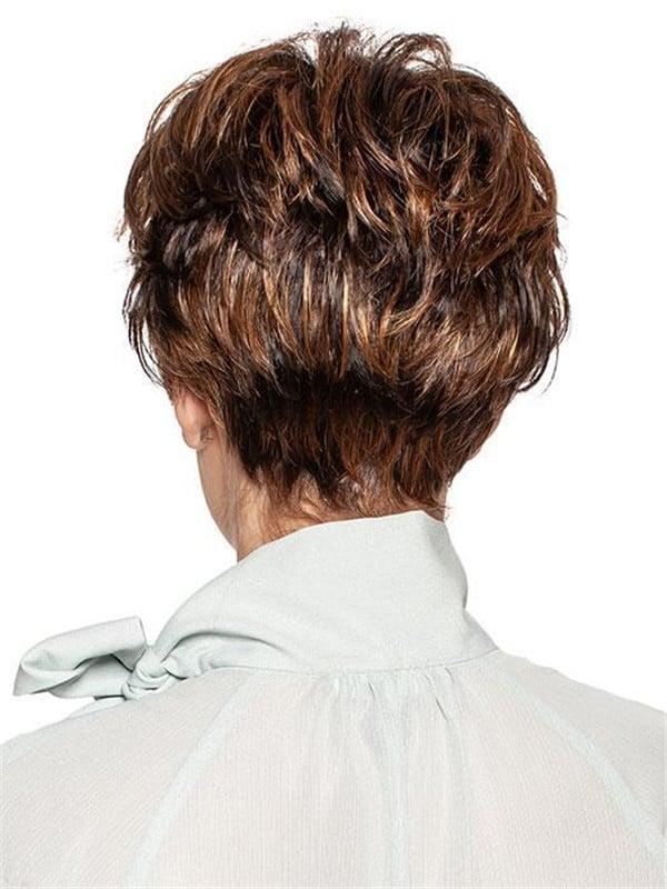 Gray Khloe Synthetic Wig