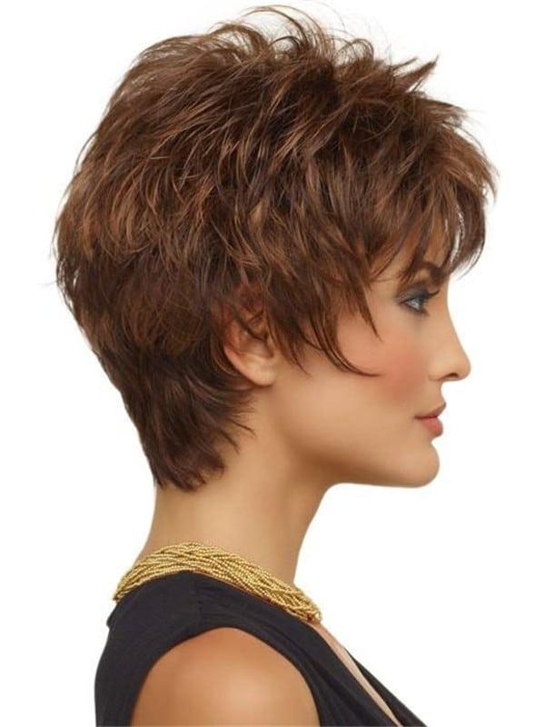 Blonde Kitana Synthetic Wig Mono Top