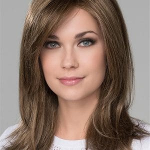 Blonde Miley Small Mono Synthetic Lace Front Wig Mono Part