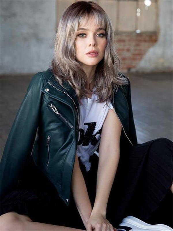 Blonde Nakia Synthetic Wig Basic Cap
