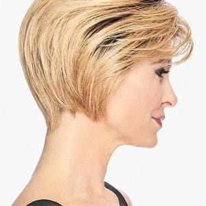 Red And Gray New Arrivals Hf Synthetic Wig Cap For Women