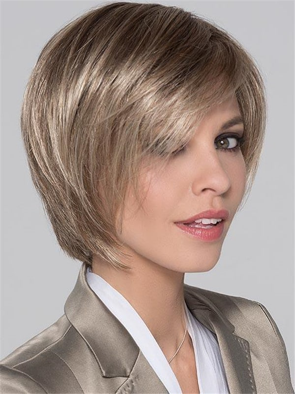 Blonde Synthetic Lace Front Wig HT