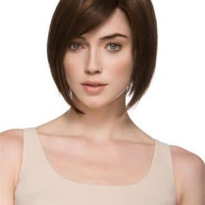 Blonde Synthetic Lace Front Wig Hand-Tied