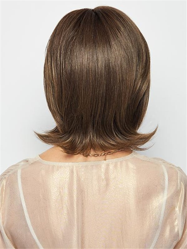 Black Upstage Synthetic Lace Front Wig Hand-Tied
