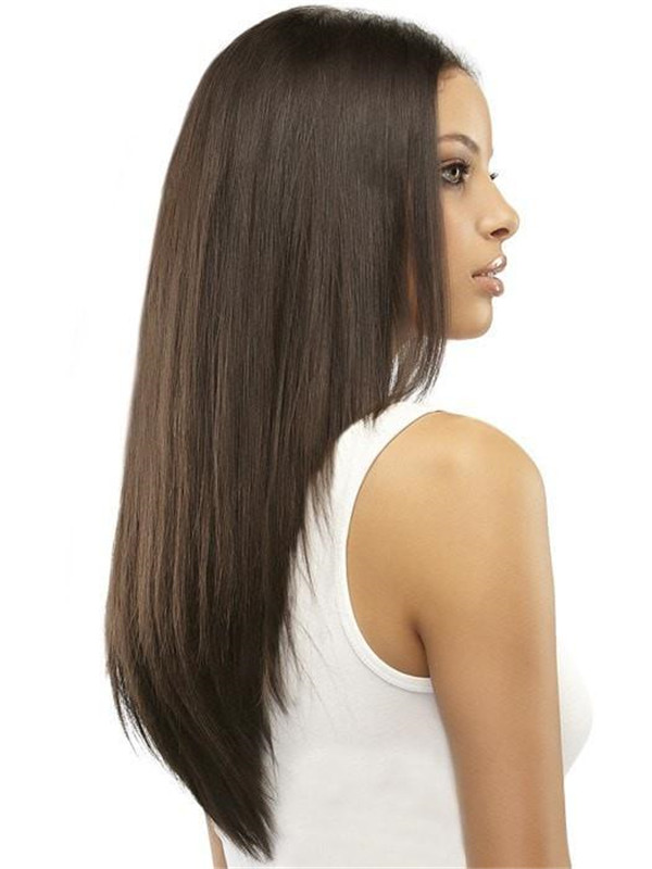 Black And Blond Easixtend Elite Remy Human Hair Extensions Clip In
