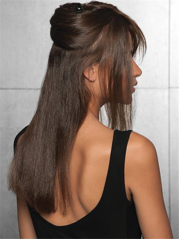 Rooted Human Hair Invisible Extension New Arrivals