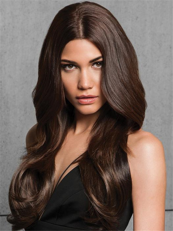 Fineline Straight Synthetic Extensions Kit Clip In