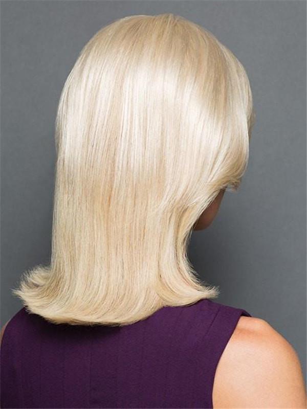 Synthetic Clip In Bangs Hair Topper Bangs Half