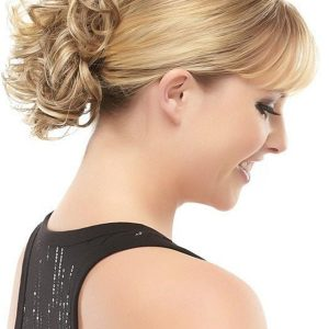 Classy Synthetic Ponytail Clip All Hairpieces