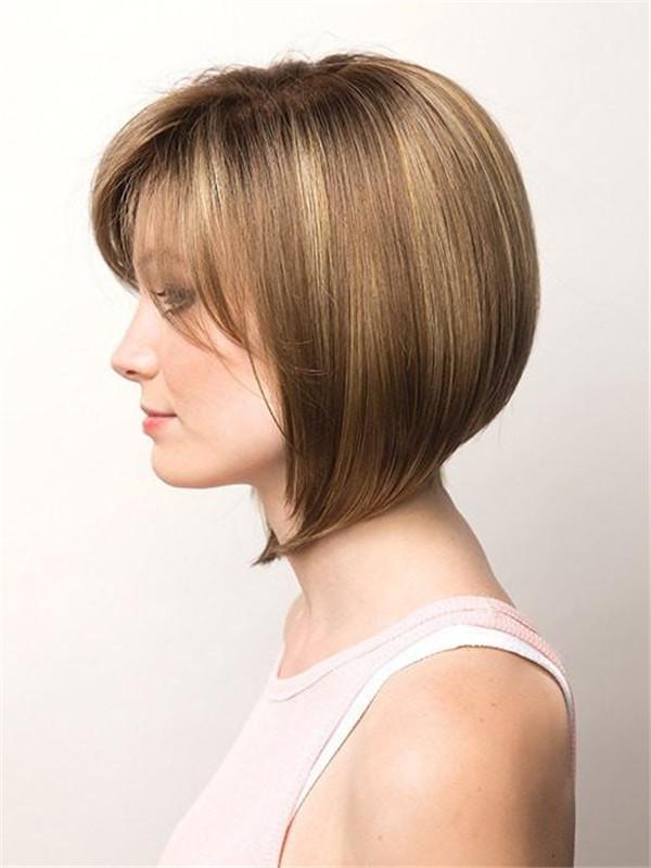 Gray Codi Synthetic Wig Mono Top For Women