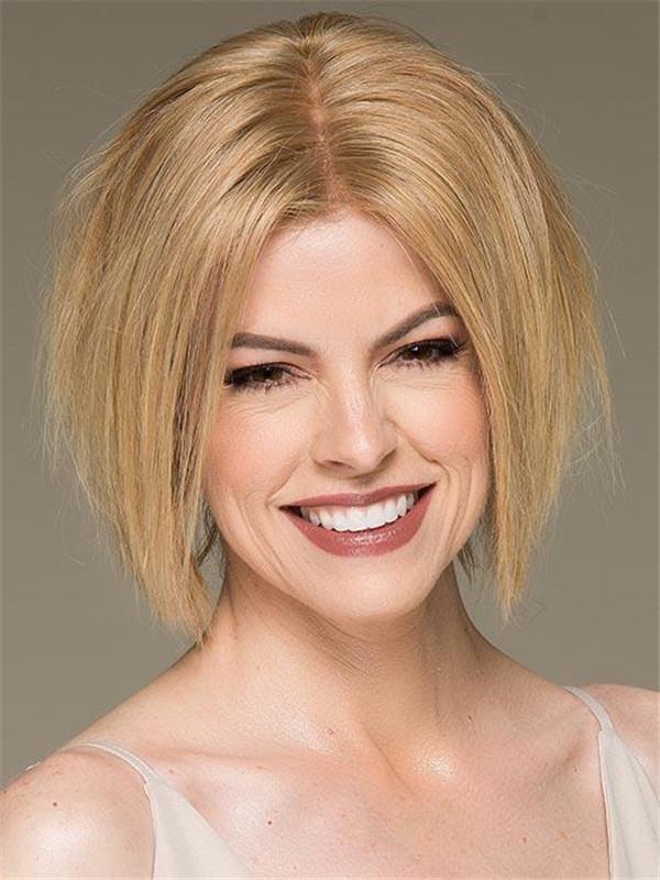 Blonde European Remy Human Hair Wig New Arrivals