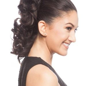 Blond Crush Synthetic Ponytail Clip In All Hairpieces
