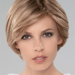 Blonde European Remy Human Hair Wig For Women