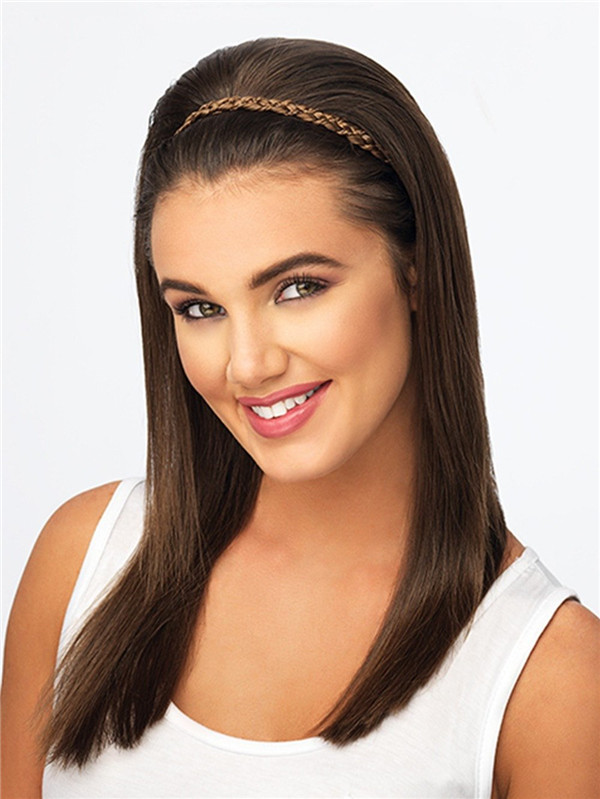 Braid Headband Synthetic Headband All Hairpieces