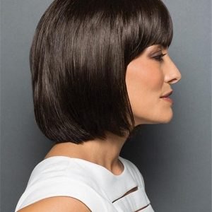 Bangs Faux Fringe Synthetic Hair Topper Half Falls