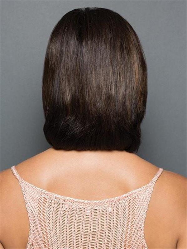 Blond Human Hair Human Hair Clip In Bang Fringes
