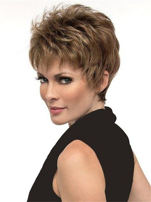 Black And Blonde Jacqueline Synthetic Wig Basic Cap