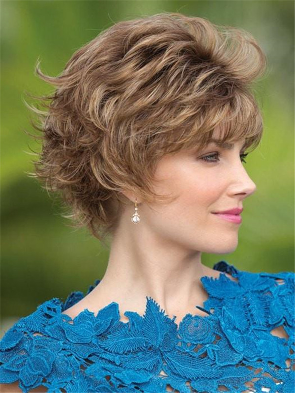 Mason Synthetic Wig Basic Cap Rooted For Women